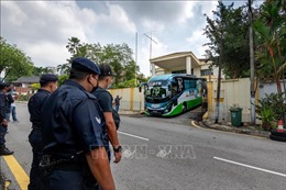 Malaysia tăng cường an ninh trong nước