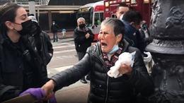 Cụ bà người Trung Quốc tặng 1 triệu USD cho hoạt động chống phân biệt chủng tộc ở Mỹ