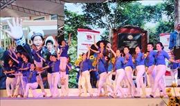 Tuổi trẻ thành phố mang tên Bác xây dựng không gian văn hóa Hồ Chí Minh