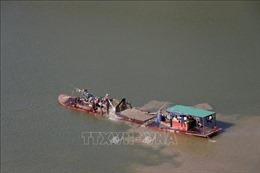Phản hồi thông tin TTXVN: Đắk Nông chỉ đạo xử lý tình trạng khai thác cát trái phép