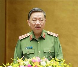 Đại tướng Tô Lâm gửi thư khen 'đội tuyển SV' Học viện Cảnh sát nhân dân