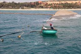 Phê duyệt phương án trục vớt tàu Bạch Đằng ở biển Mũi Né, Bình Thuận