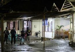 Indonesia bắt thêm 1 nghi can trong vụ đánh bom tại nhà thờ