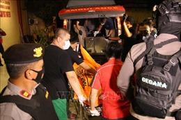 Nghi can nổ súng tại đồn cảnh sát Indonesia bị tiêm nhiễm tư tưởng cực đoan của IS