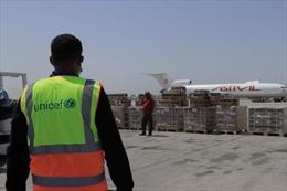 Yemen nhận lô vaccine phòng COVID-19 đầu tiên