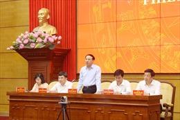 Quảng Ninh phấn đấu hoàn thành lập và niêm yết danh sách cử tri chậm nhất 7/4