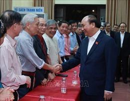 Chủ tịch nước Nguyễn Xuân Phúc được cử tri nơi cư trú giới thiệu ứng cử ĐBQH khoá XV