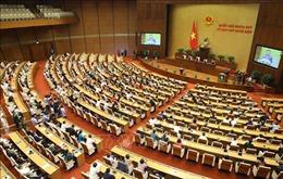 Thông cáo báo chí số 09, Kỳ họp thứ 11, Quốc hội khóa XIV