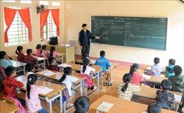 Chương trình 'Trường đẹp cho em'ở vùng cao Sơn La