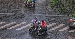 Chiều tối và đêm 6/4, các khu vực đều có mưa và dông, đề phòng thời tiết nguy hiểm