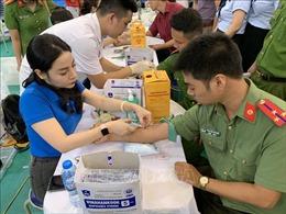 Lan tỏa phong trào hiến máu tình nguyện