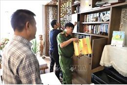 Bắt tạm giam Trần Huy Lập, Tổng Giám đốc Công ty Cổ phần nhiên liệu Phúc Lâm