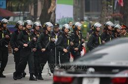 Tuổi trẻ Cảnh sát cơ động xung kích, lập công Vì an ninh Tổ quốc