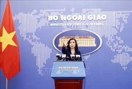 Yêu cầu các doanh nghiệp tôn trọng chủ quyền của Việt Nam đối với Hoàng Sa, Trường Sa