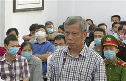 Xét xử sơ thẩm Trịnh Sướng và 38 đồng phạm