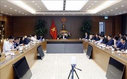 Phó Thủ tướng Vũ Đức Đam chủ trì họp về tổ chức kỳ thi tốt nghiệp THPT 2021