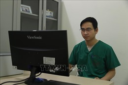 Bác sĩ trẻ nơi tuyến đầu chống dịch COVID-19