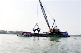 Xung quanh vụ việc trúng đấu giá mỏ cát trên sông Tiền với giá trị hơn 2.800 tỷ đồng