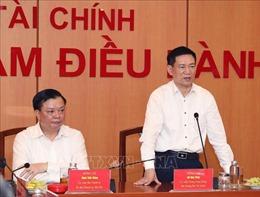 Bàn giao nhiệm vụ Bộ trưởng Bộ Tài chính