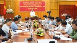 Công tác chuẩn bị bầu cử tại Tây Ninh chặt chẽ, đúng chất lượng
