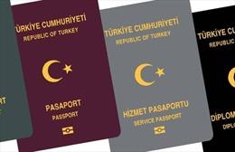 Thổ Nhĩ Kỳ mở rộng điều tra vụ sử dụng hộ chiếu công vụ để trốn sang châu Âu