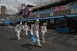 Campuchia đóng cửa tất cả các chợ tại Phnom Penh