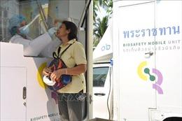 Thái Lan ghi nhận số ca nhiễm mới và tử vong cao chưa từng thấy