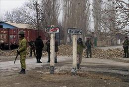 Kyrgyzstan, Tajikistan hoàn tất việc rút lực lượng bổ sung khỏi biên giới