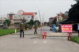 Khởi tố vụ án làm lây lan dịch bệnh tại thôn Quan Nhân (Hà Nam)