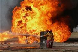 Mỏ dầu Bai Hassan của Iraq lại bị tấn công