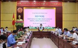 Thêm 2 trường hợp dương tính với SARS-CoV-2, Bắc Ninh khẩn trương truy vết