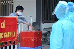 Đà Nẵng tổ chức diễn tập 4 tình huống bầu cử trong dịch COVID-19
