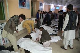 Afghanistan nỗ lực khắc phục hậu quả các vụ đánh bom tại thủ đô
