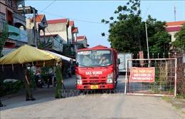 Cách ly xã hội toàn huyện Thuận Thành, tỉnh Bắc Ninh từ 14 giờ ngày 9/5