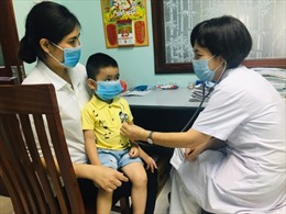Ghép tế bào gốc cứu sống bệnh nhi 4 tuổi bị suy tủy xương