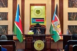 Tổng thống Nam Sudan công bố Quốc hội mới