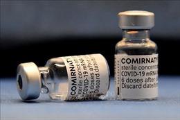 Mỹ cấp phép sử dụng khẩn cấp vaccine Pfizer/BioNTech cho trẻ em 12-15 tuổi