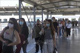 Hy Lạp muốn du khách Anh trở lại sau khi dần nới lỏng các biện pháp hạn chế