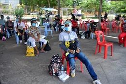 Thái Lan tăng cường kiểm soát biên giới