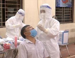 Xét nghiệm lần 2 cho toàn bộ người dân tại tâm dịch Mão Điền, Bắc Ninh