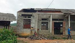 Thái Nguyên: Mưa dông liên tiếp gây thiệt hại tài sản của người dân
