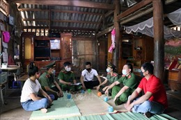 Nỗ lực bảo đảm an toàn cho 'Ngày hội toàn dân'ở vùng cao Sơn La
