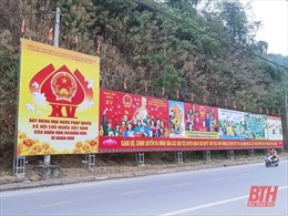Đồng bào các huyện miền núi Thanh Hóa hướng về Ngày hội lớn