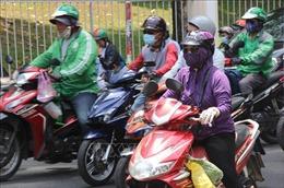 TP Hồ Chí Minh siết chặt phòng,chống dịch đối với xe công nghệ