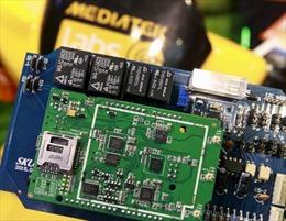Thiếu hụt chip xử lý, nhiều ngành sản xuất gặp khó