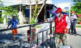 Đà Nẵng: Hỗ trợ 2.000 túi hàng cho các hộ gia đình khó khăn tại điểm cách ly