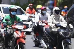 Chỉ số UV ở các thành phố Trung Bộ, Nam Bộ ở ngưỡng rất cao