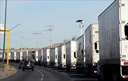 Mexico, Mỹ bàn cách nới lỏng hạn chế đi lại qua biên giới chung