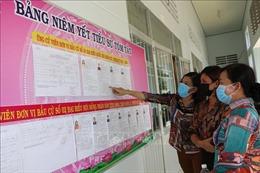 Bầu thiếu 19 đại biểu Hội đồng nhân dân cấp xã ở Đồng Tháp