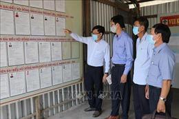 Gần 611.800 cử tri Bạc Liêu tham gia bầu cử trong Ngày hội non sông